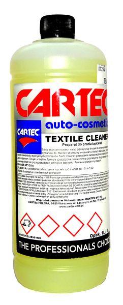CARTEC TEXTIL CLEANER DO PRANIA TAPICERKI 1L