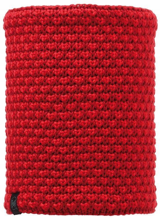 Komin Junior Neckwarmer Buff Knitted Polar NERIN