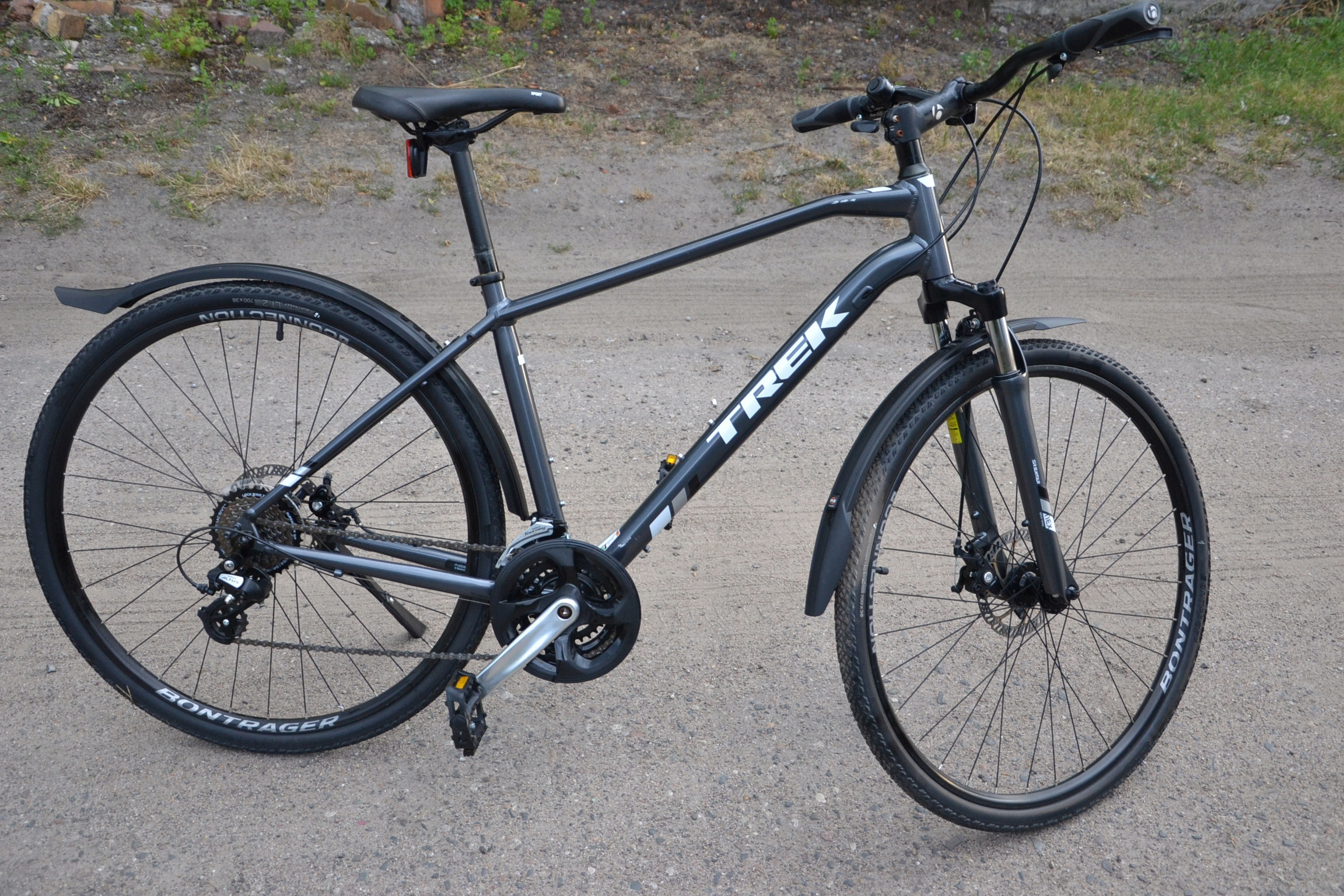 Cross TREK Disc koła 28 19cali Altus 3x8