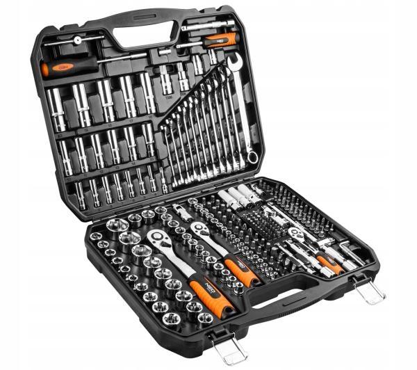 Zestaw kluczy nasadowych NEO Tools 08-671 walizka