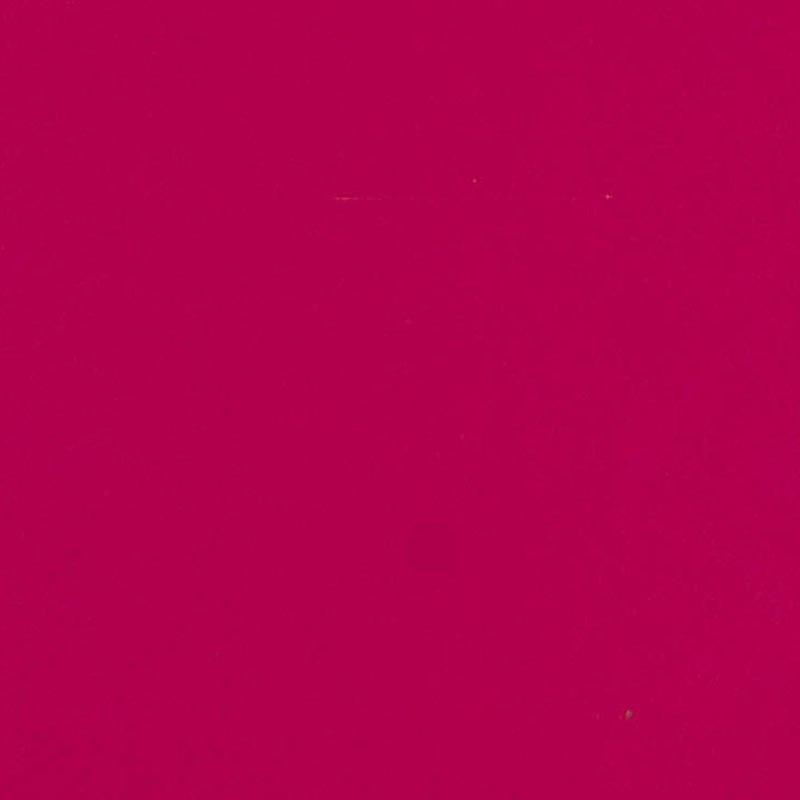 Folia odcinek matowa gładka malinowa 1,52x0,1m