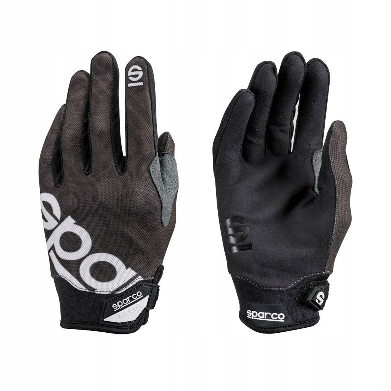 Rękawice Sparco MECA-3 czarne 9!