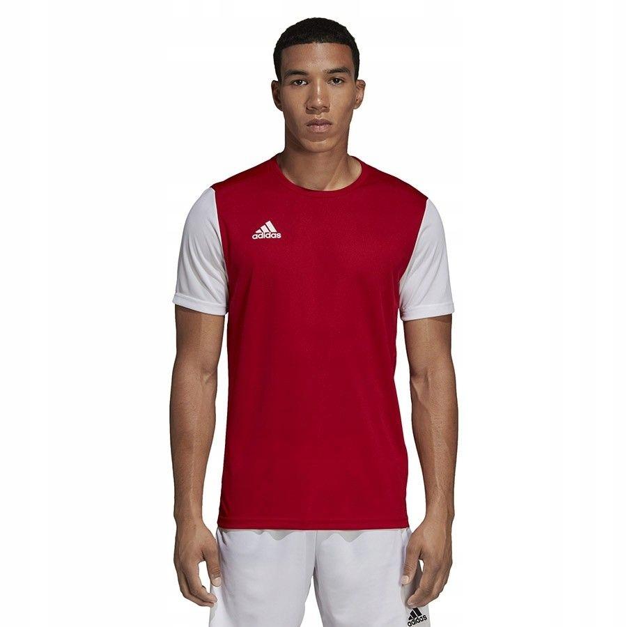 Koszulka adidas Estro 19 JSY DP3230 - CZERWONY; M