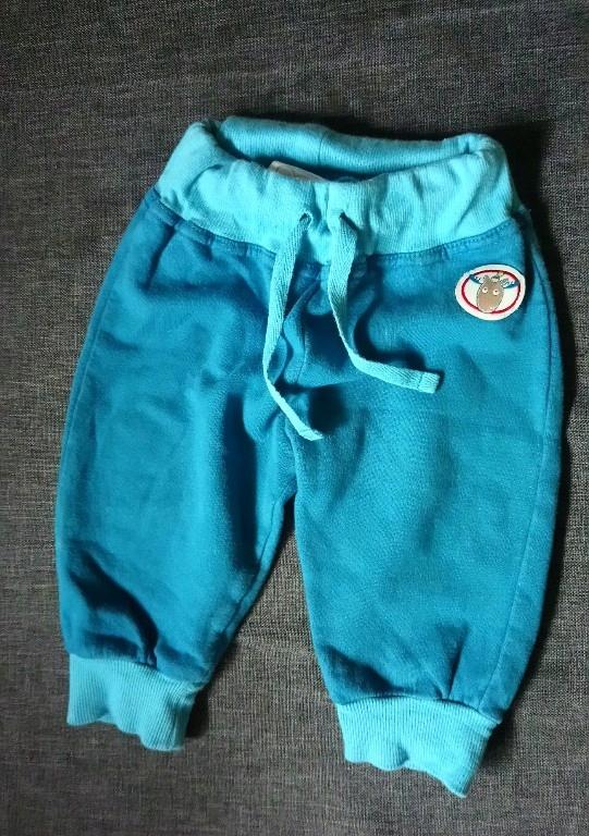 spodnie dresowe 5.10.15 68 bdb