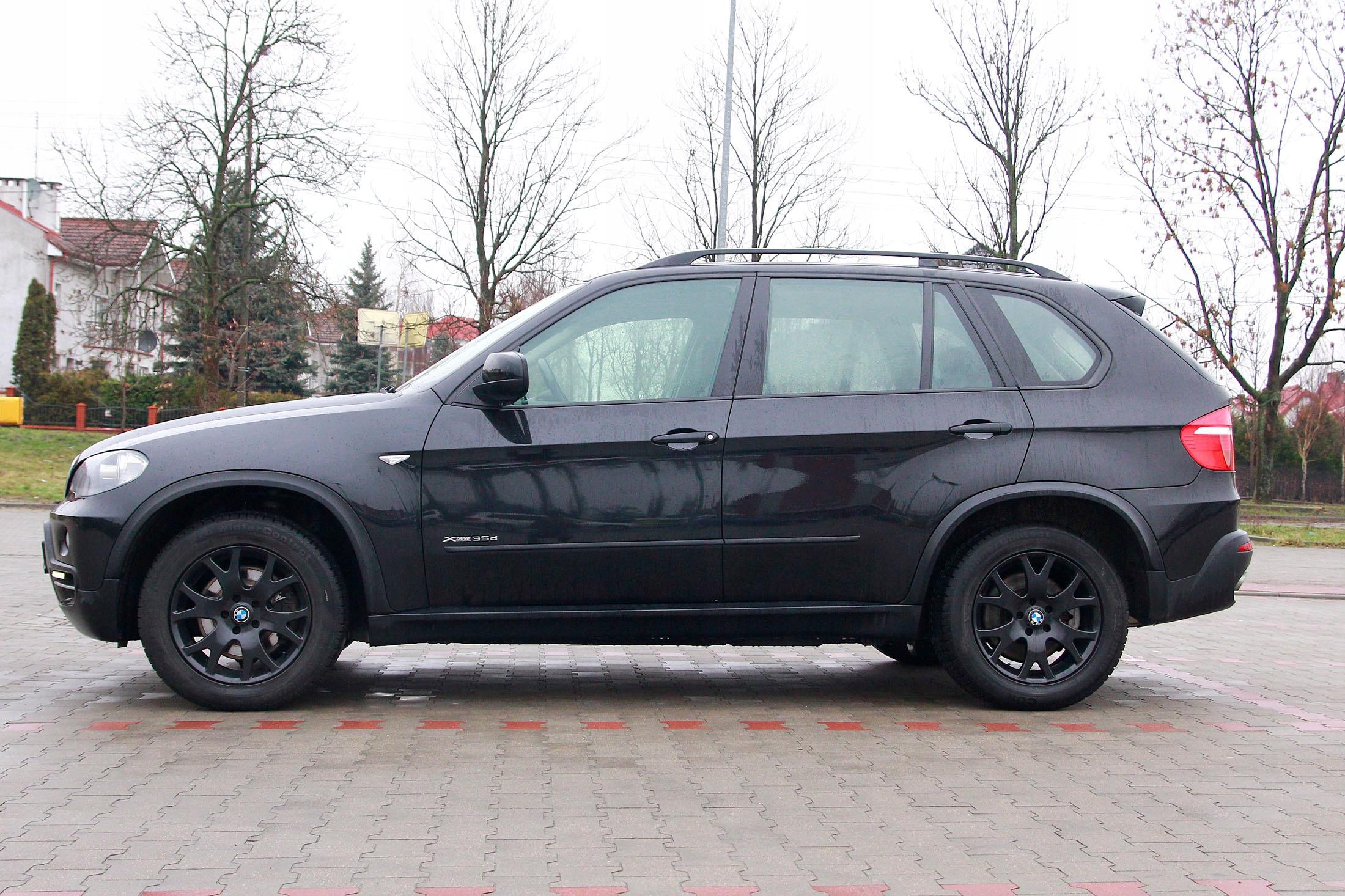 BMW X5 30sd Bi-xenon skóry HeadUp navi od kobiety