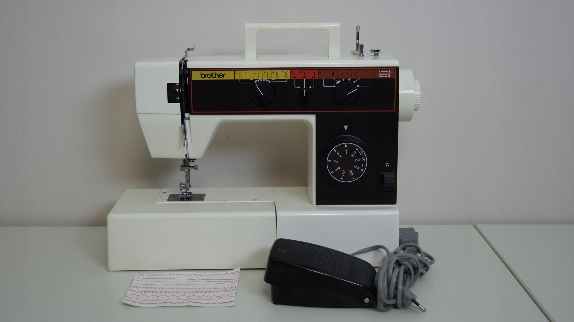 Maszyna do szycia Brother VX 661
