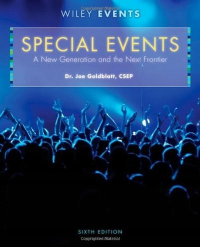 Special Events: A New Generation and the Next Fron