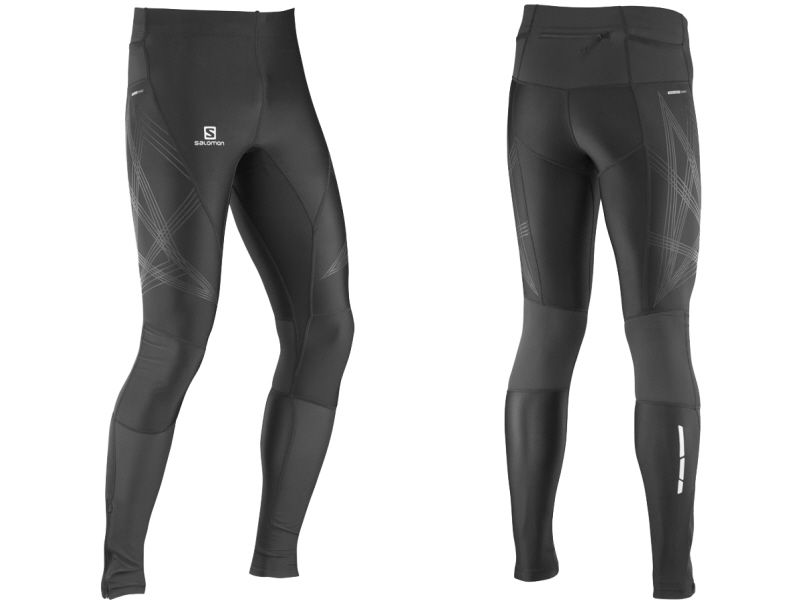 LEGGINSY MĘSKIE INTESITY LONG TIGHT SALOMON S