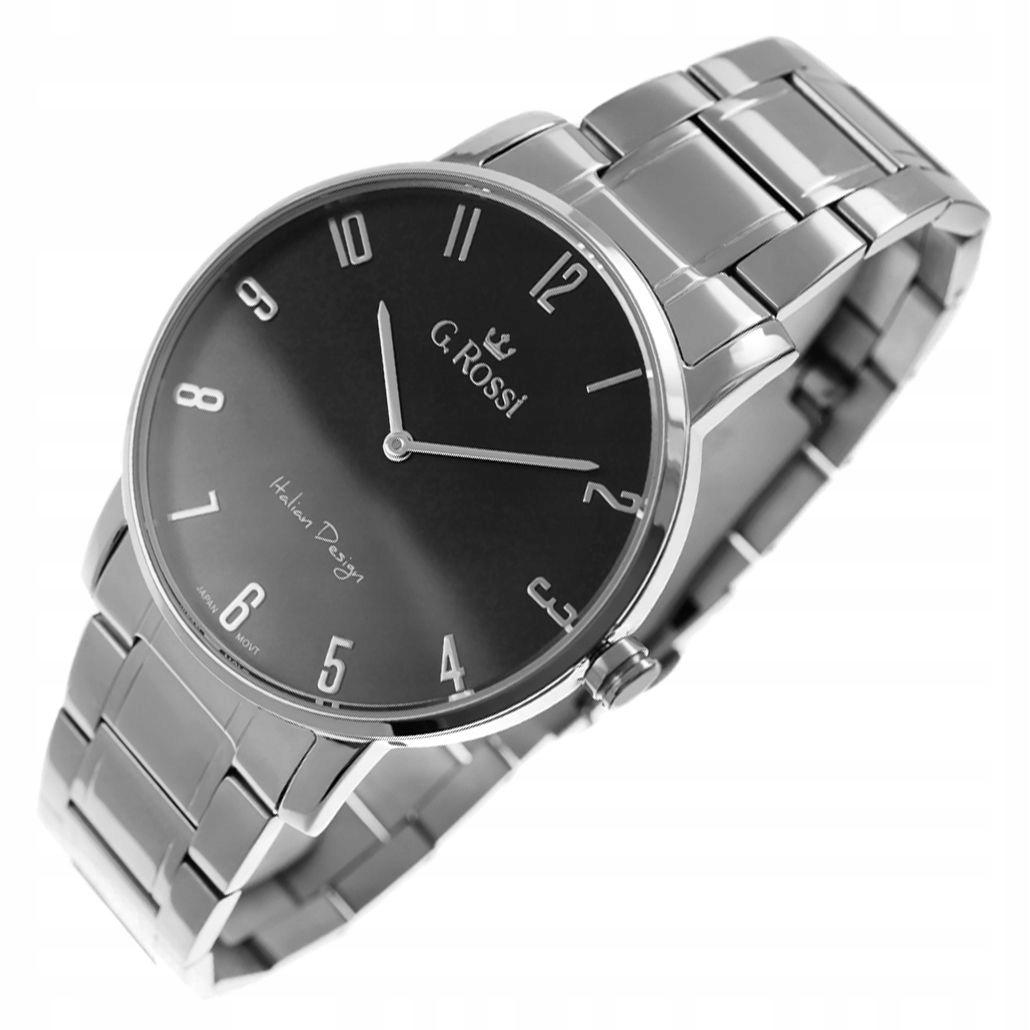 Zegarek Męski Gino Rossi 10194B-1C1
