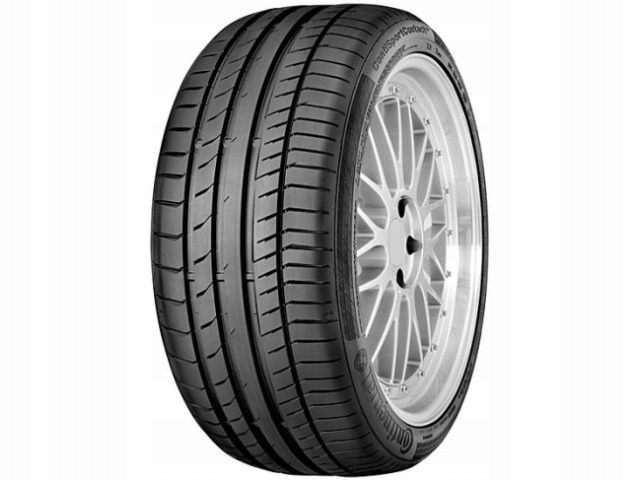 4x Continental ContiSportContact 5 245/40R17 91W F
