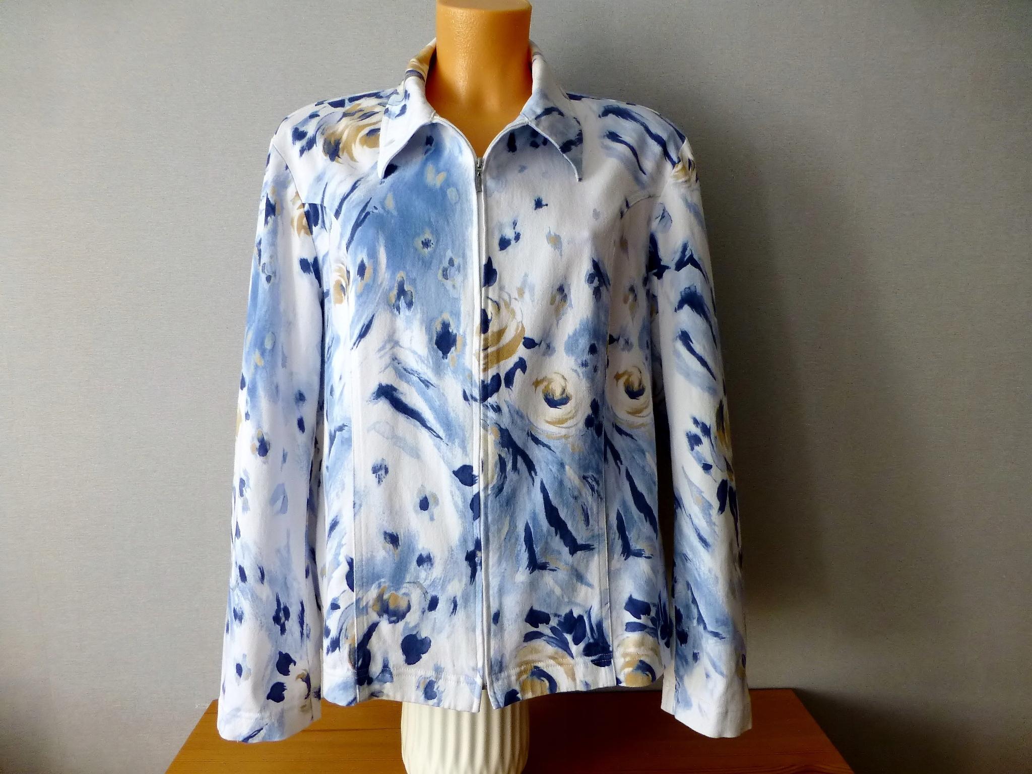 CORDELIA wiosenny żakiet bluza 44 46