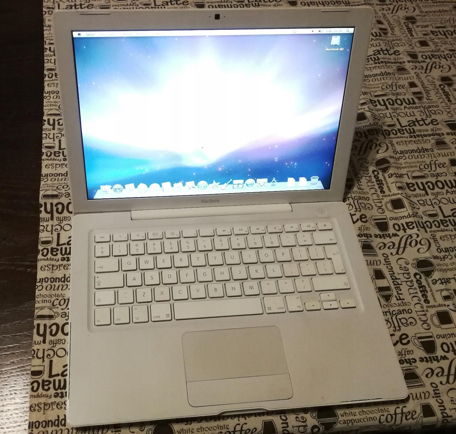 MacBook White A1181