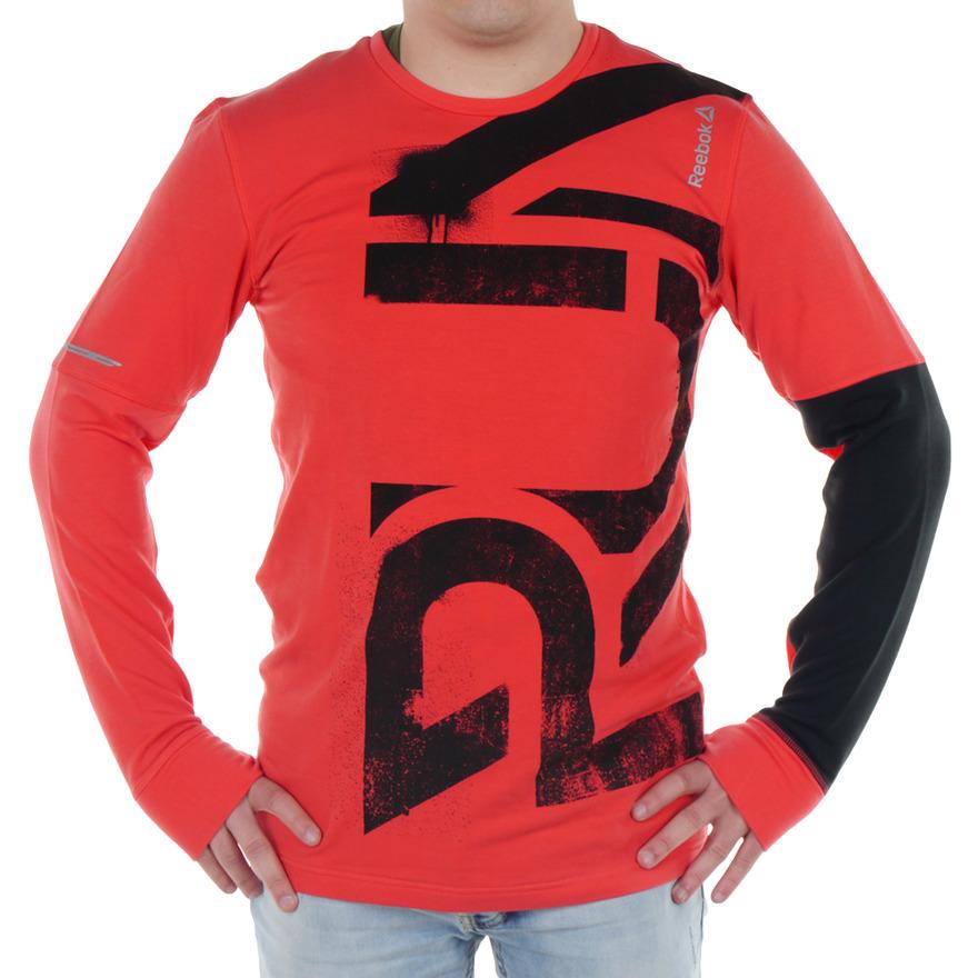 Koszulka Reebok One Series męska termoaktywna S