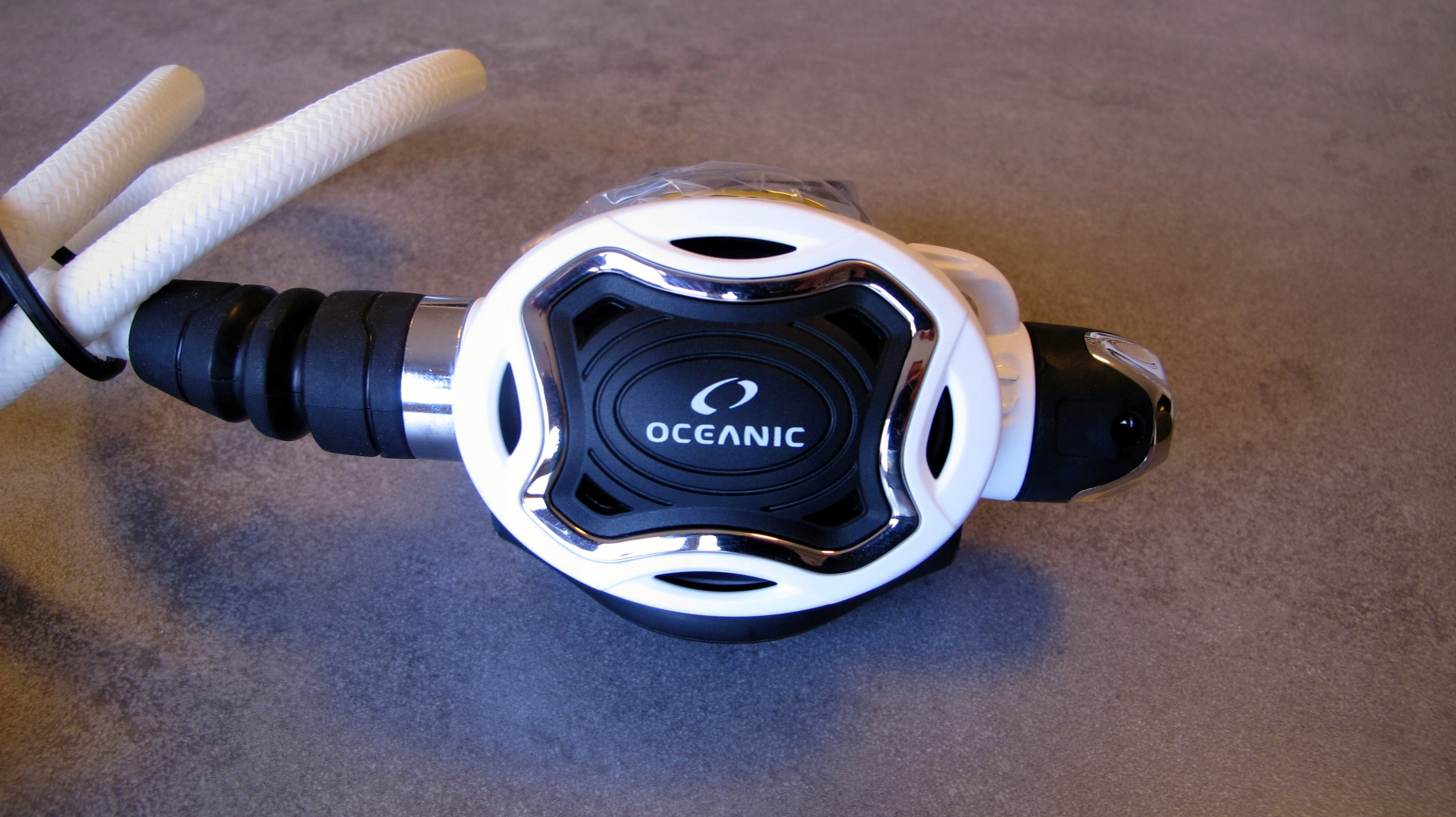 Regulator I+II stopień Oceanic Zeo FDXi Maxflex