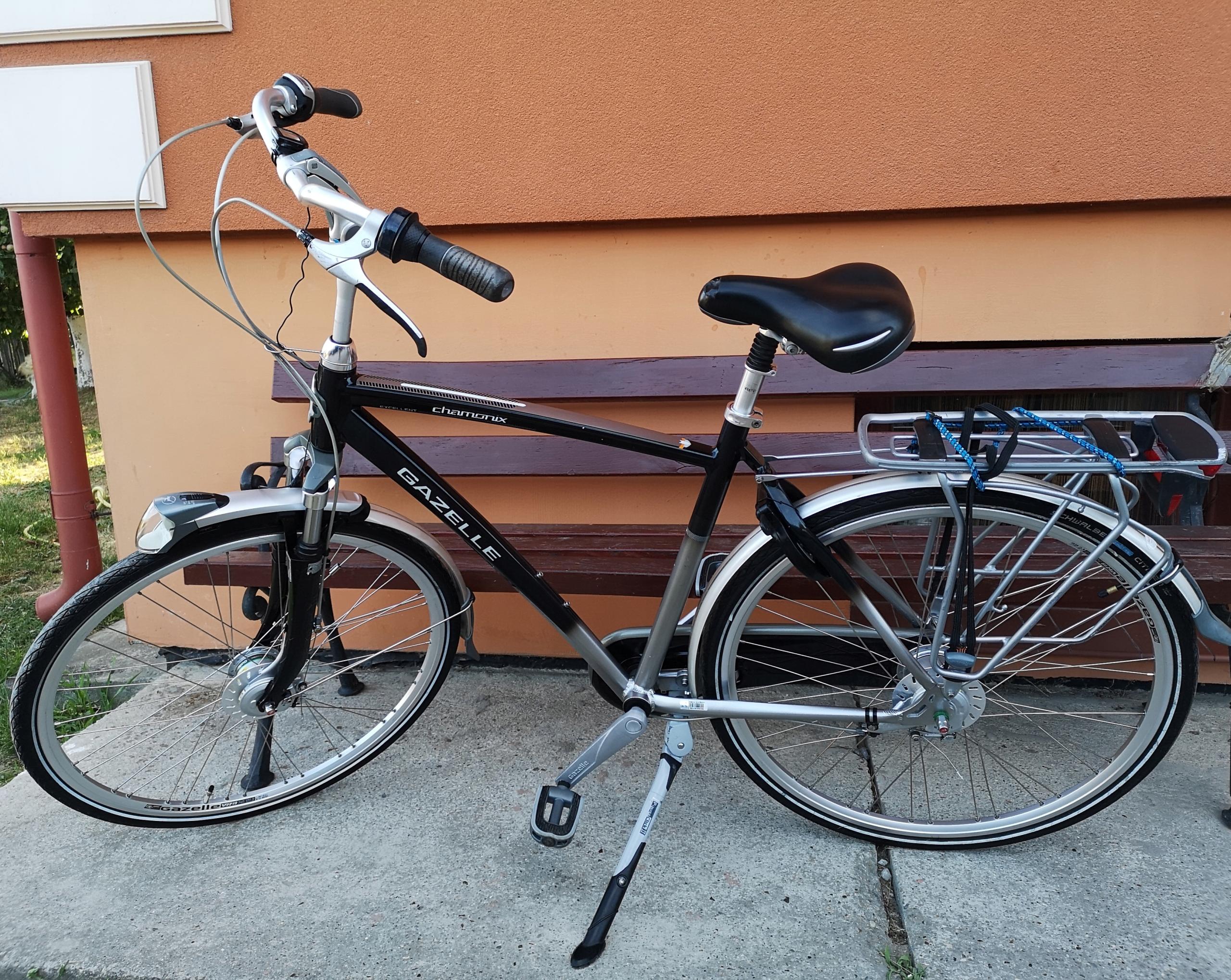 OKAZJA !! Gazelle Chamonix h53 rower meski miejski