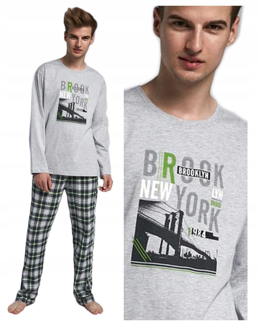 piżama młodzieżowa CORNETTE 553/32 BROOKLYN S 170