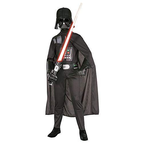 Rubiny Kostium dziecięcy Darth Vader, rozmiar M