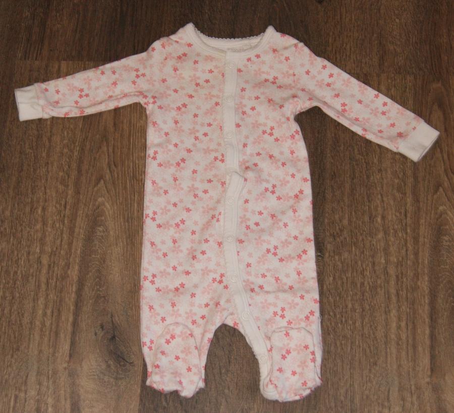 Lupilu pajacyk piżama r. 50/56 cm