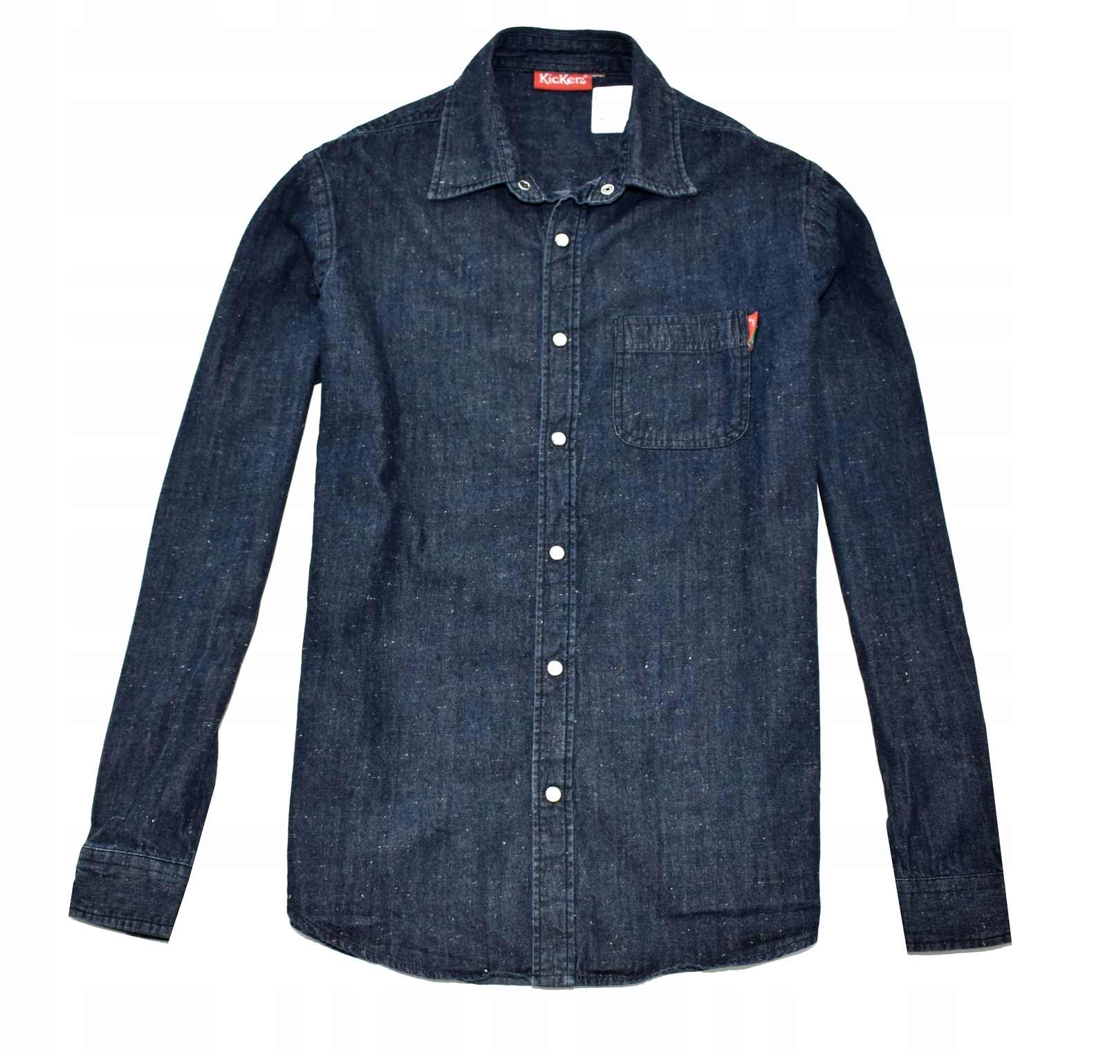 MM 318 KICKERS_ORYGINAL STRONG JEANS SHIRT_M