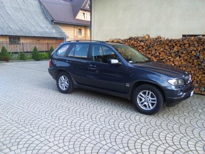 BMW X5 E70 (2006-2013) 2993 cm3