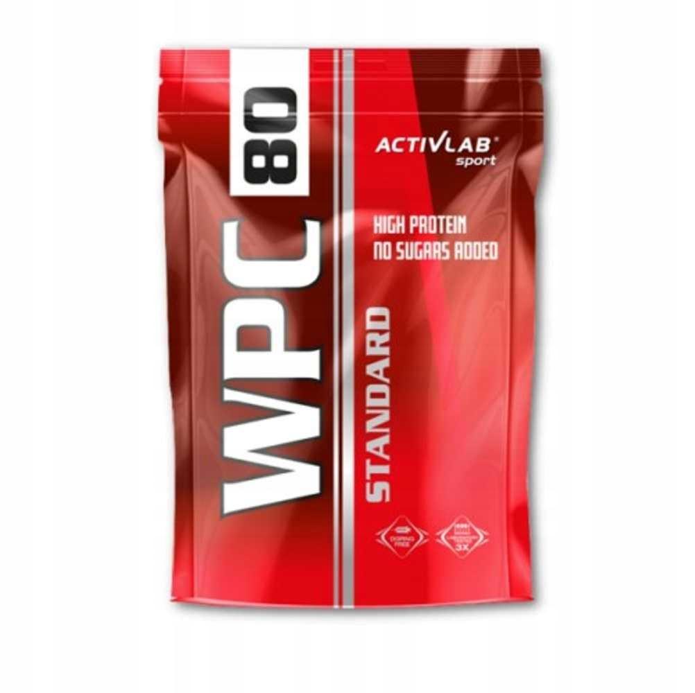 Activlab WPC 80 Standard 700g OKAZJA białko od 1zł