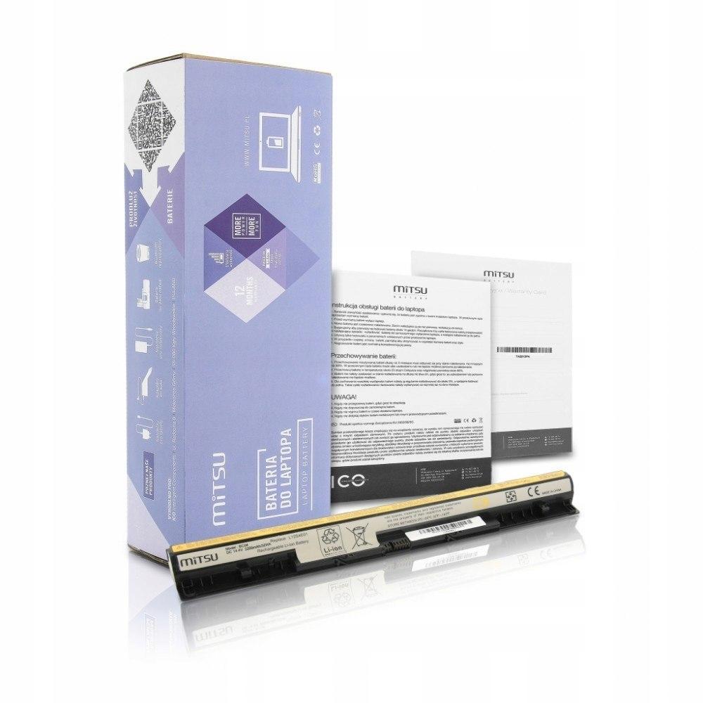 Bateria do Lenovo IdeaPad G500s, G510s, Z710 2200