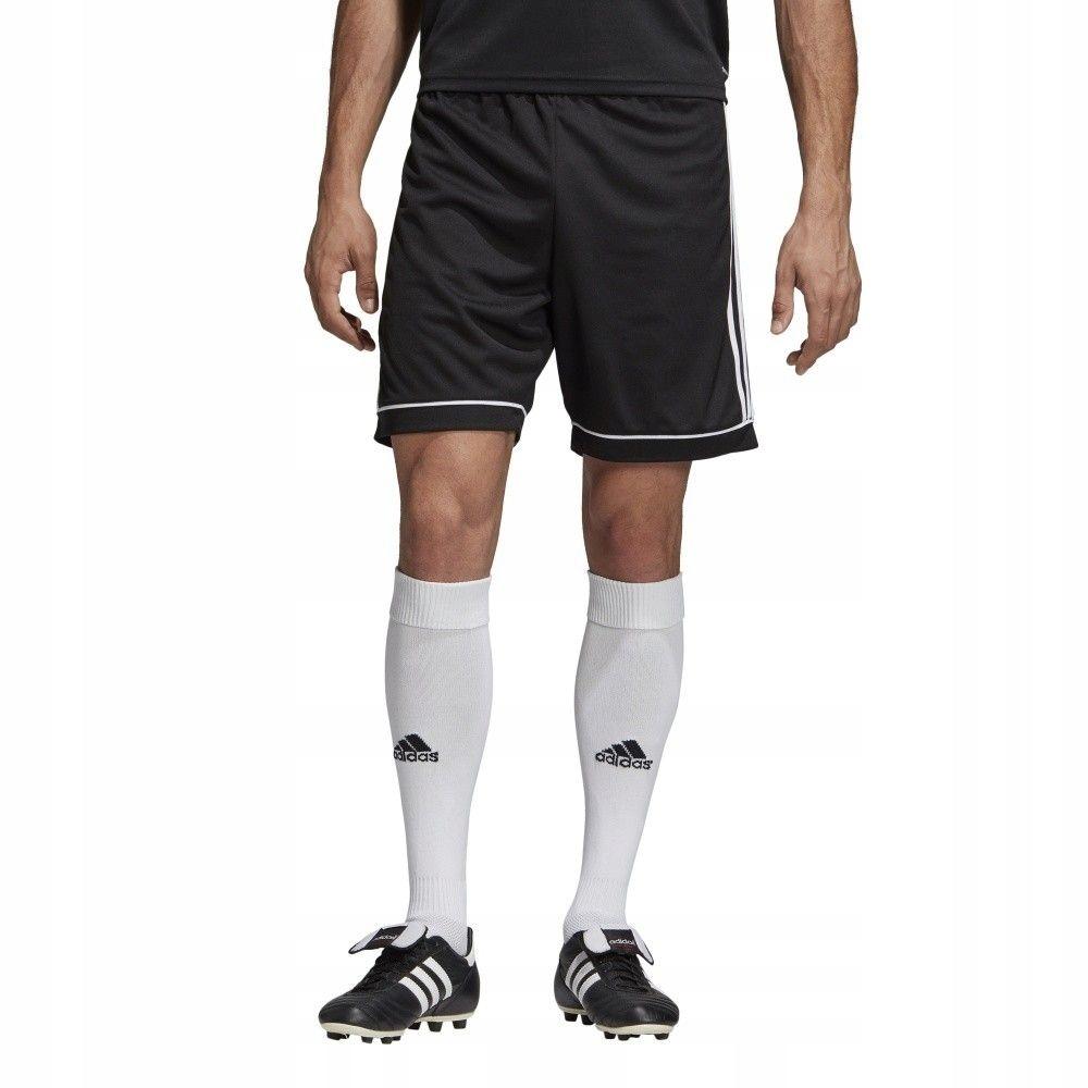 Spodenki adidas Squadra 17 BK4766 - CZARNY; L