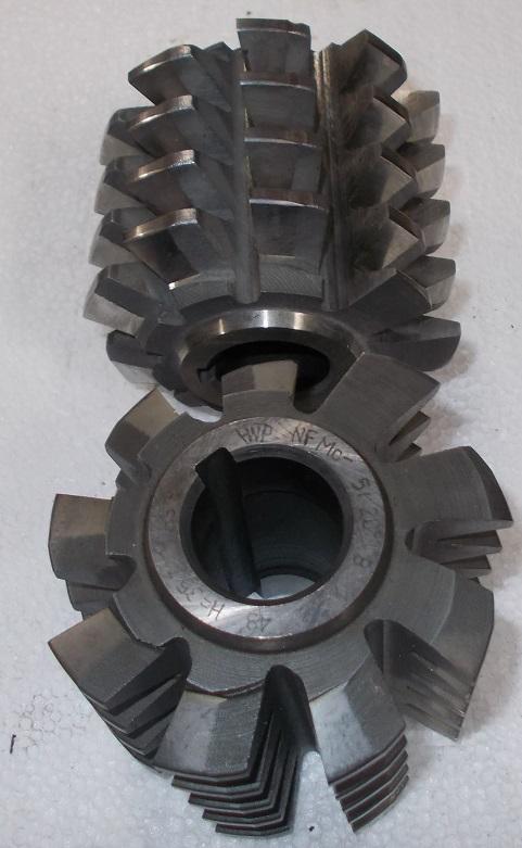 frez ślimakowy modułowy NFMc 5/20 B F/VAT