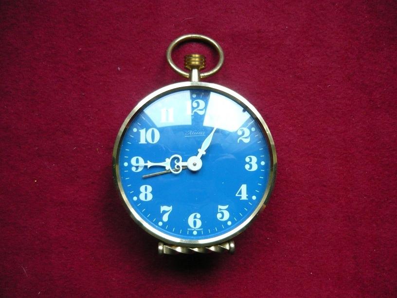 Zegar stojąco wiszący Kaiser Budzik zach niemiecki
