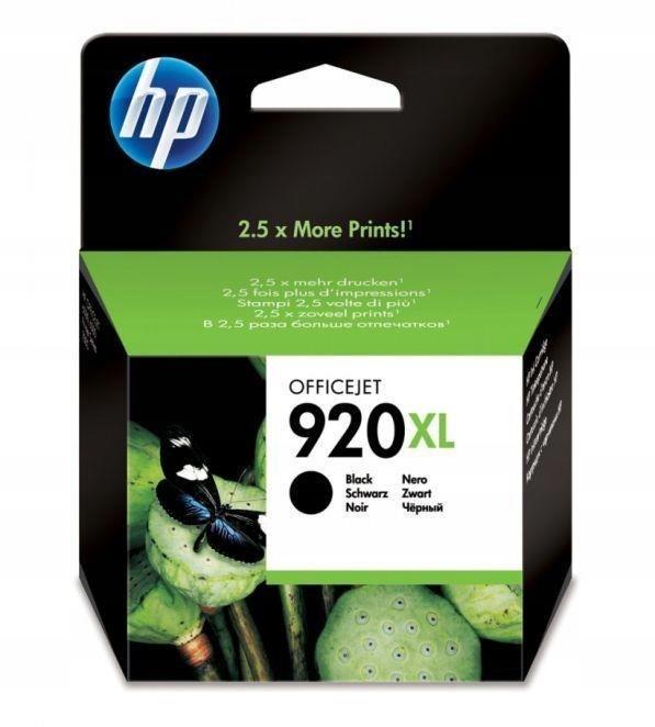 Tusz HP 920XL Black