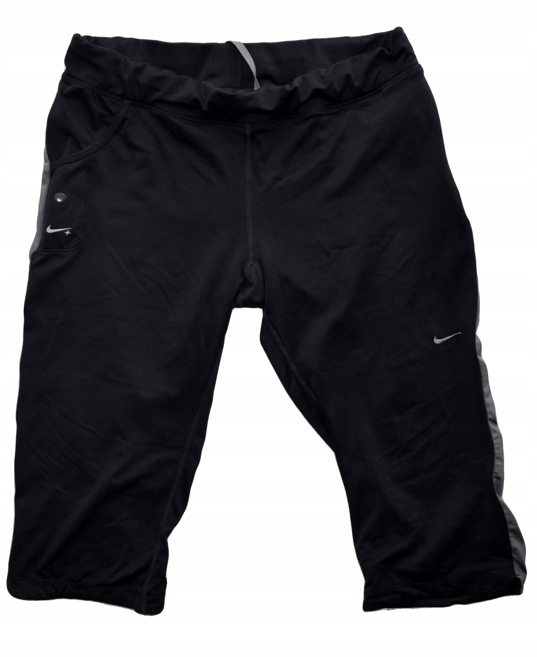 Nike M/L sportowe spodenki na siłownie bieganie