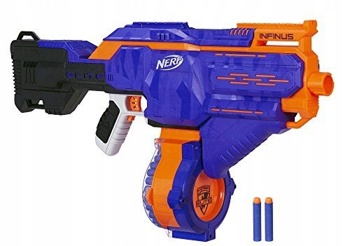 Hasbro Nerf E0438EU4 Nerf N-Strike Elite Infinus