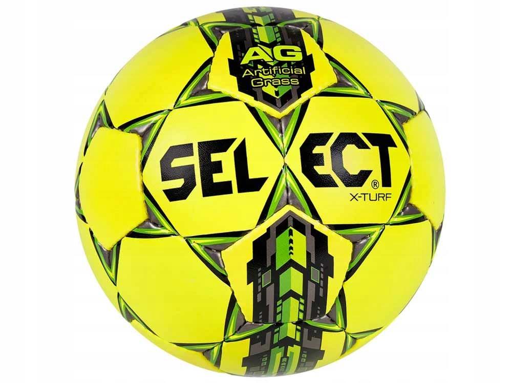 Piłka nożna Select X-TURF r. 4 orlik