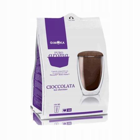 GIMOKA kapsułki Cioccolata DOLCE GUSTO Puro 16szt