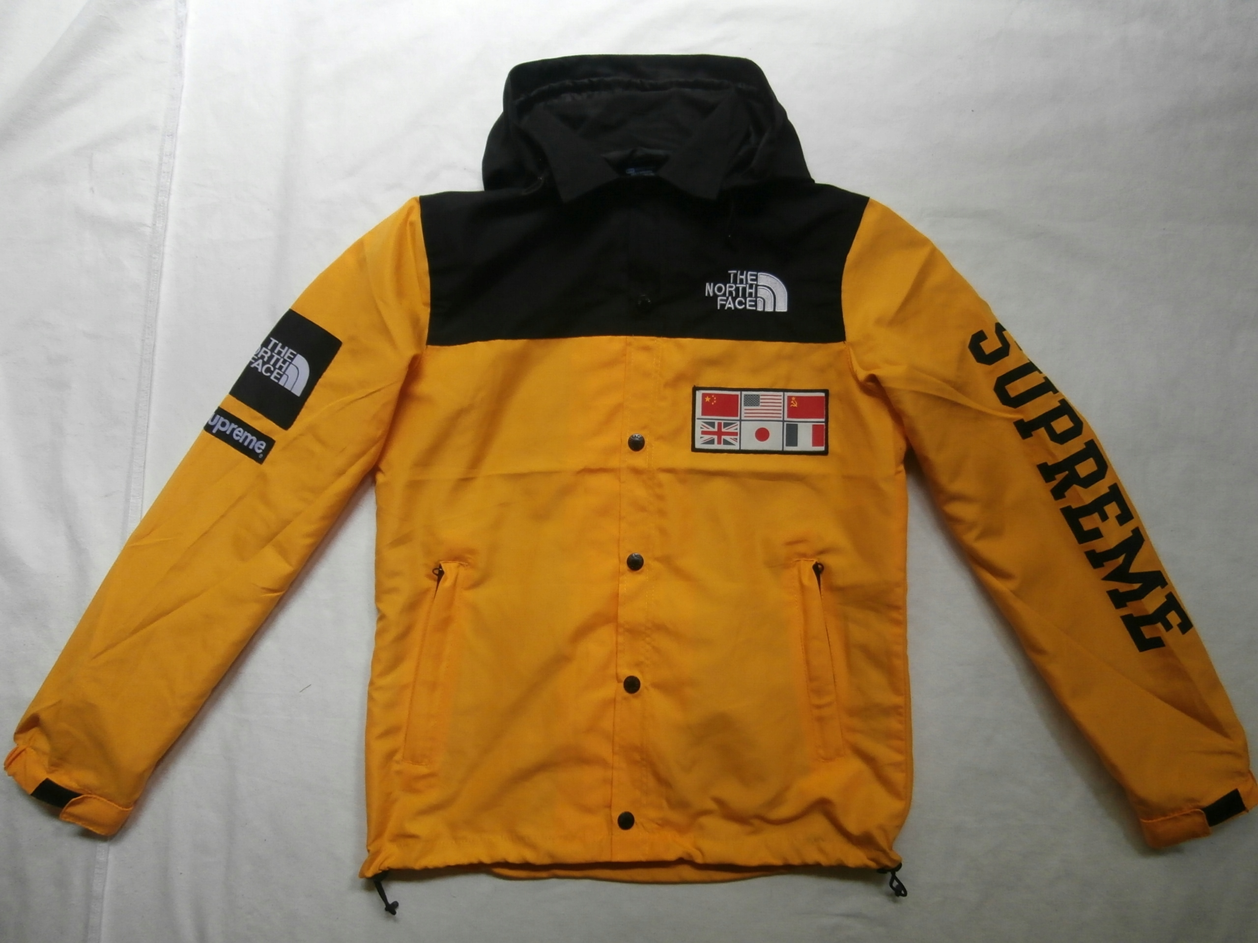 Kurtka The North Face Supreme orginal