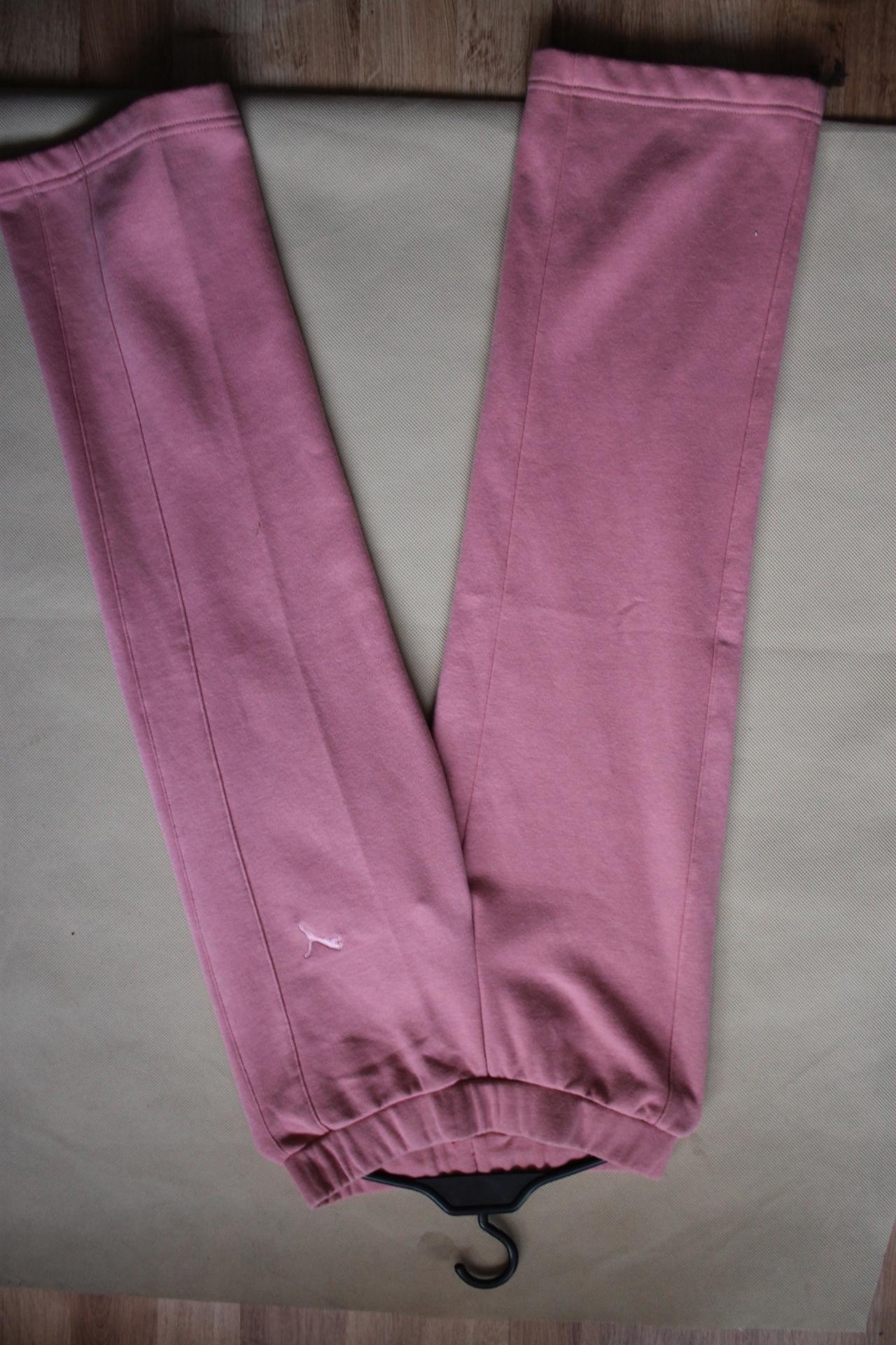 Spodnie dresowe Puma dla dziewczynki S
