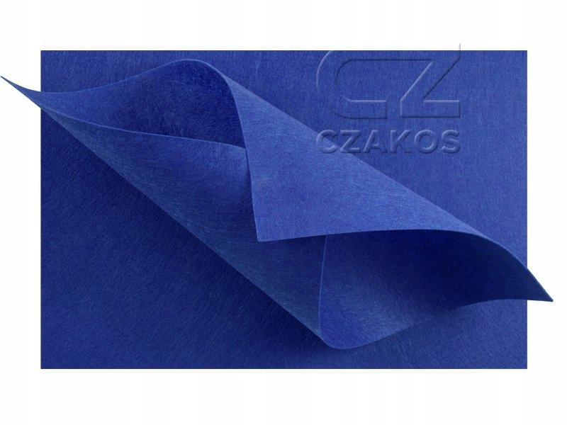 Filc 20x30cm gr 1mm GRANATOWY