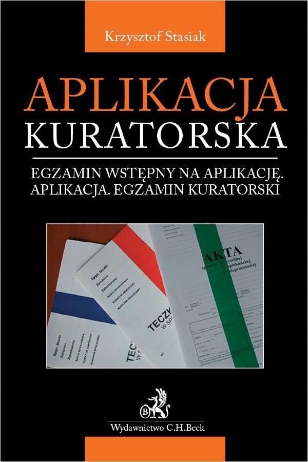 Aplikacja kuratorska. Krzysztof Stasiak