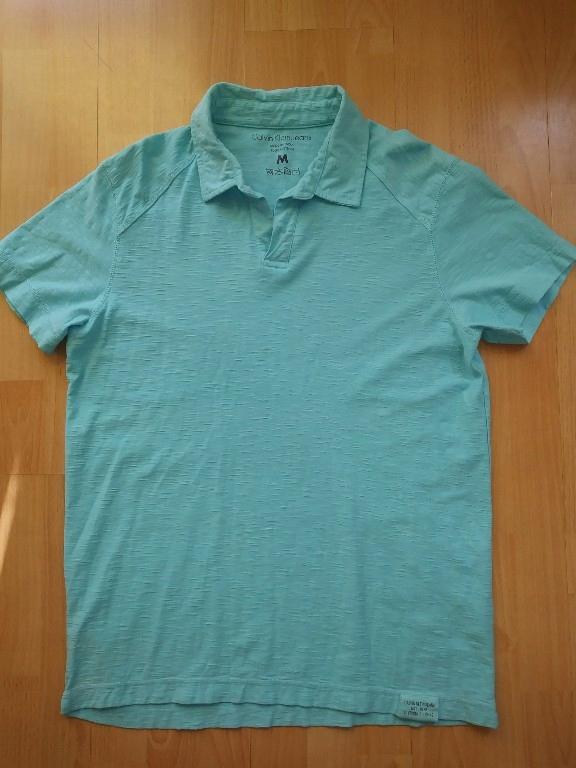 T-shirt Koszulka Polo Męska Calvin Klein r M