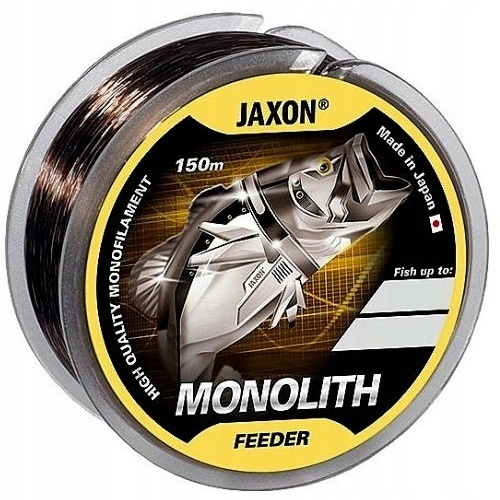 Jaxon Monolith Feeder 0.16mm 150m 6kg