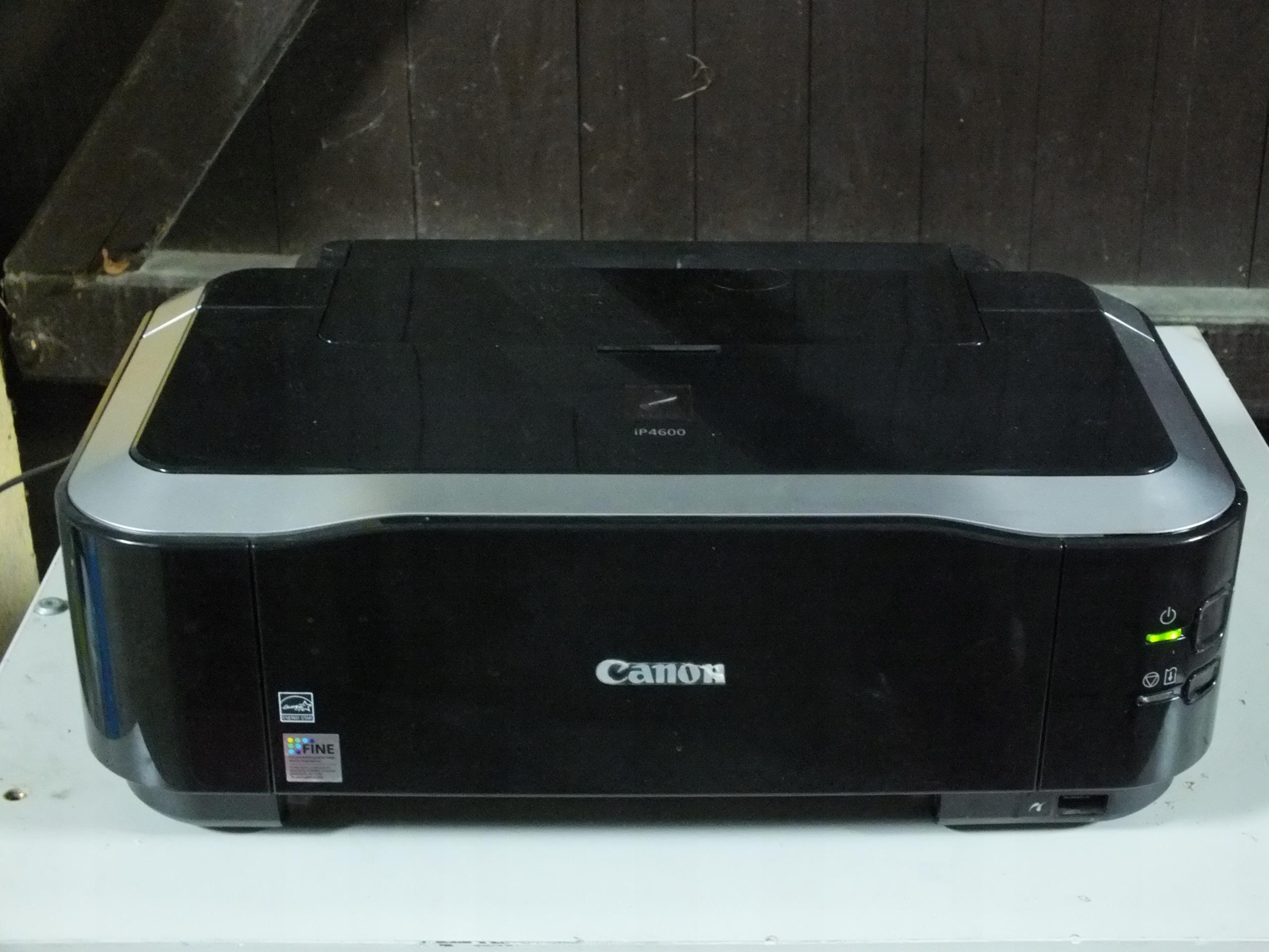 CANPN PIXMA IP 4600 Z NIEMIEC