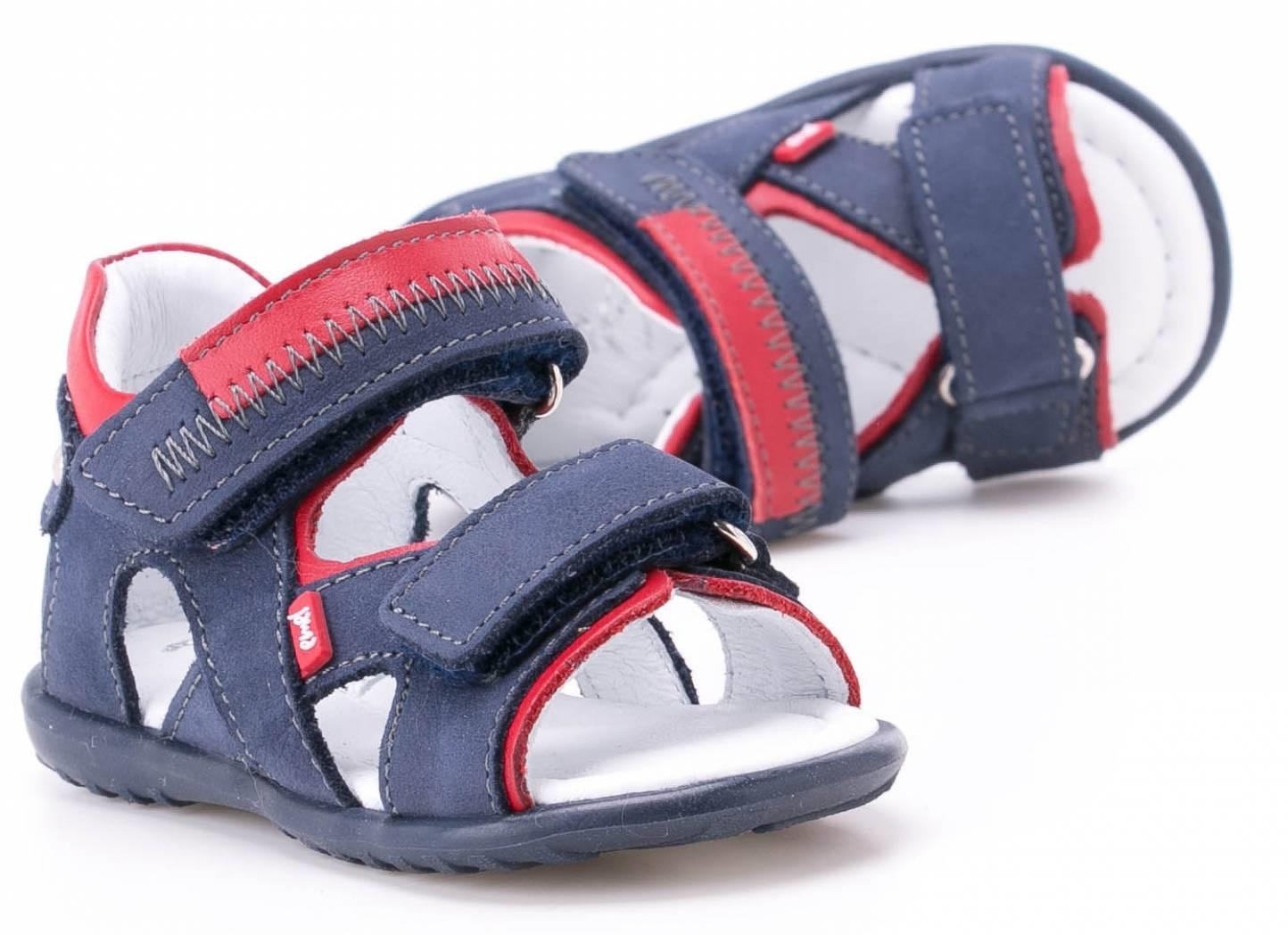 EMEL sandały sandałki e2086-4 roczki r. 20