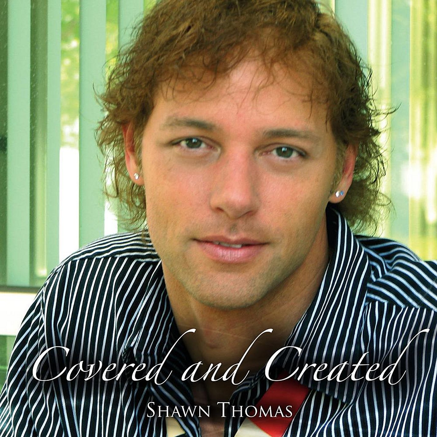 Shawn Thomas: Covered & Created [CD]