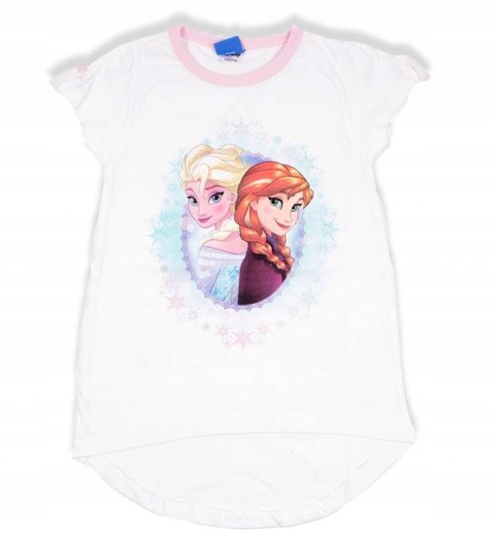 DISNEY FROZEN ELSA top koszulka t-shirt 98/104