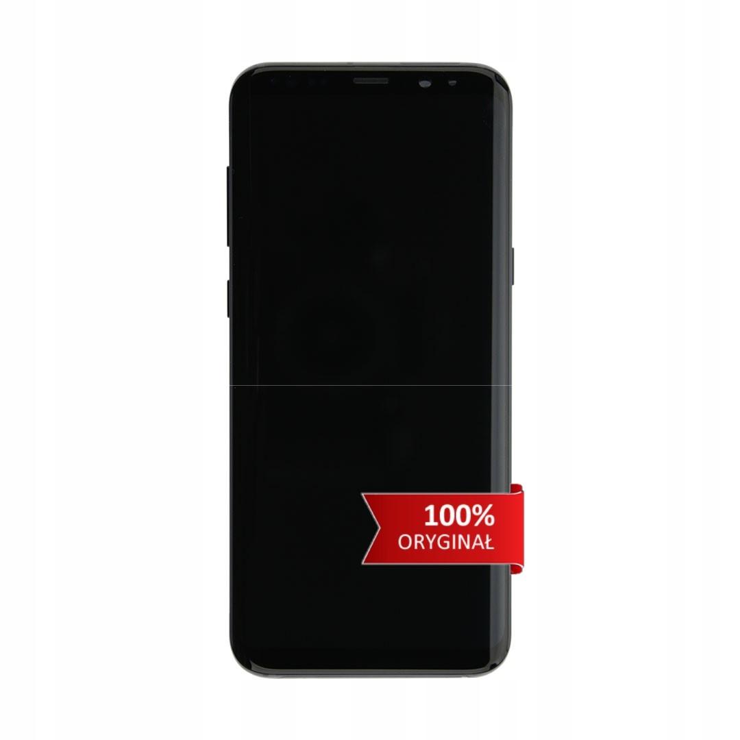 Wymiana modułu LCD Samsung GALAXY S8+ SM-G955F