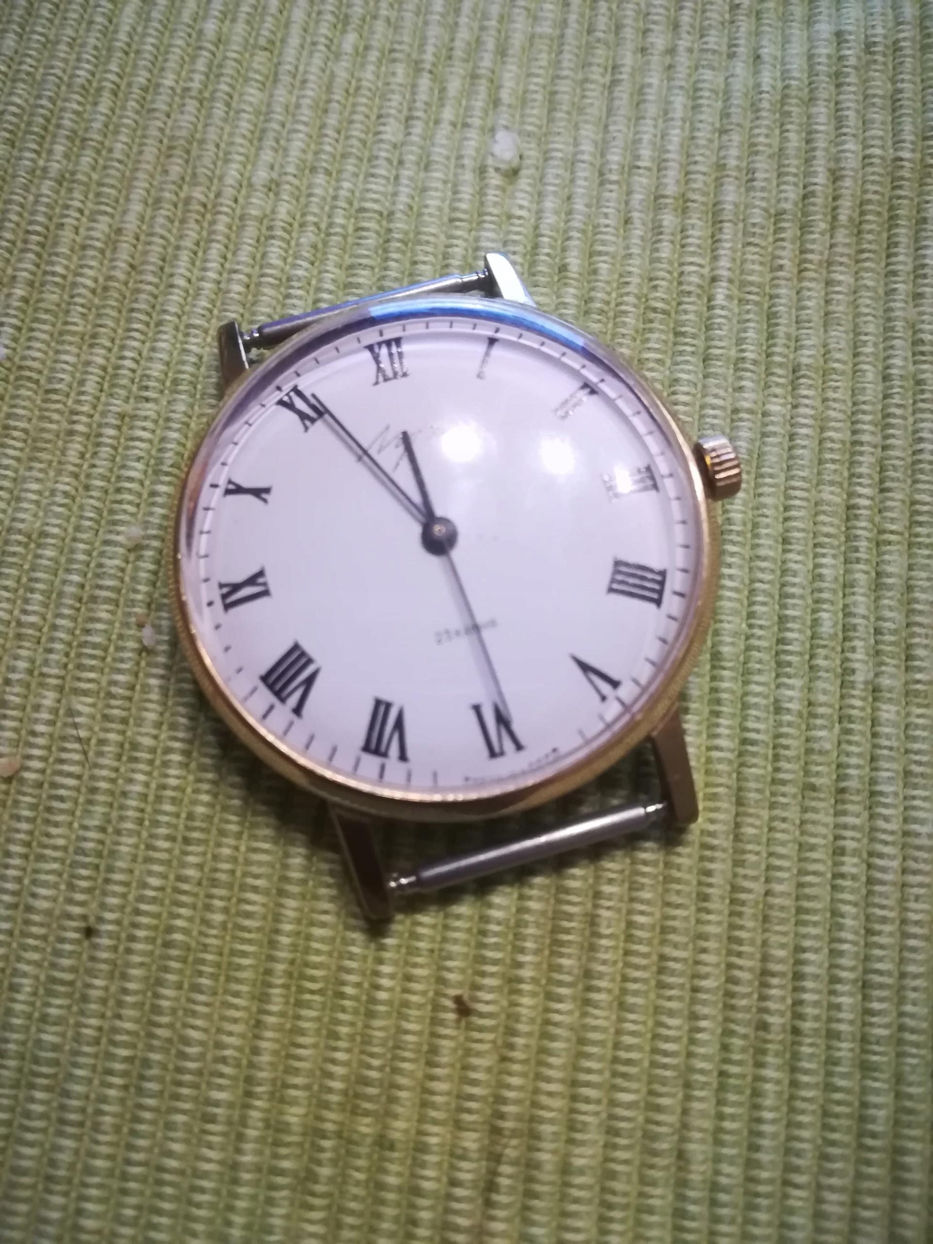 Zegarek męski Łucz de Luxe
