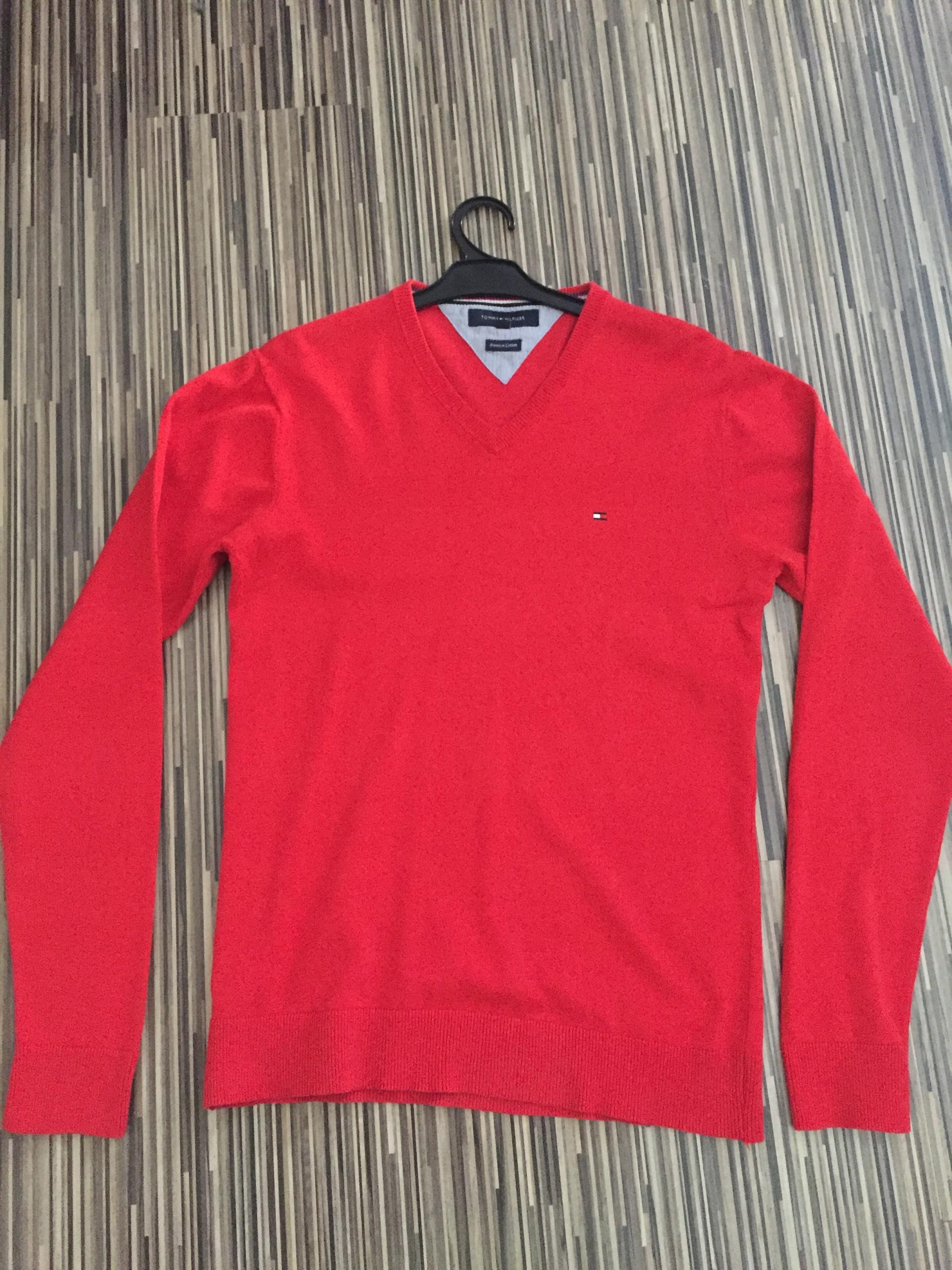 MEGA PAKA męskich ubrań markowe Tommy ZARA peak