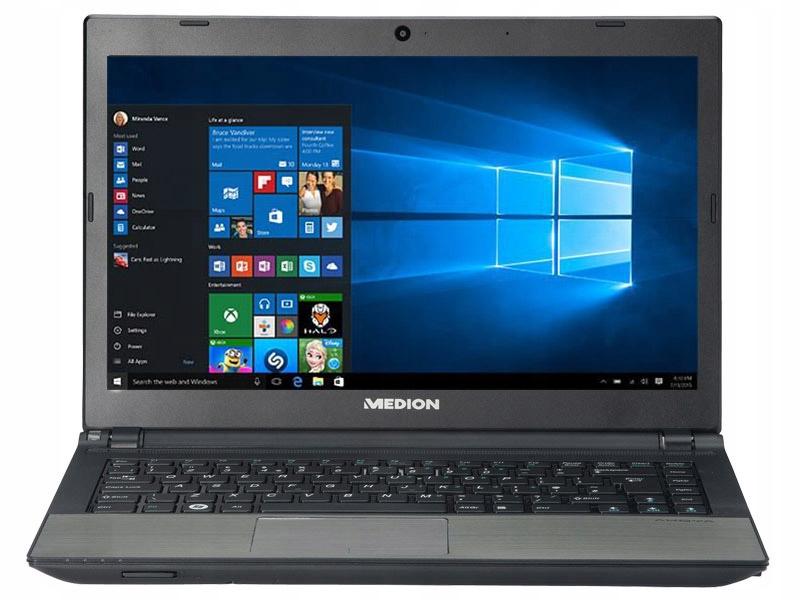 Laptop Akoya S4214 i5 2x2,6GHz 4GB 1TB Win10