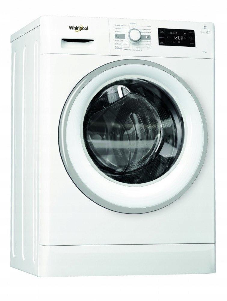 PRALKA Whirlpool FWSG81083WSPL 8kg A+++ 1000obr
