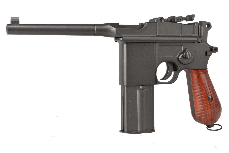 Wiatrówka pistolet UMAREX LEGENDS C96 4,5mm metal